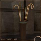 [Arch] Deco: Cane Stand v2.0