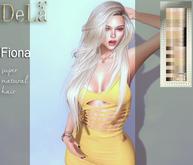 "=DeLa*= Mesh Hair ""Fiona"" Blondes"