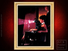 AN IMPERFECT PAST Vettriano SENSUAL ART | Gold Fluted Frame