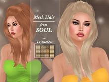 !SOUL - HAIR - Lulu- 12 Nuances - BLONDES 2