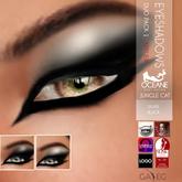 Oceane - Jungle Cat Eyeshadow Duo 1 Omega