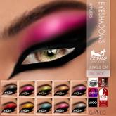 Oceane - Fat Pack Jungle Cat Eyeshadows Omega