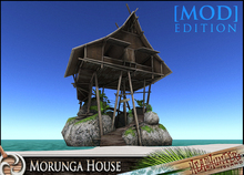HeadHunter's Island (MOD EDITION) - Morunga Beach House set - 3 color schemes - MESH