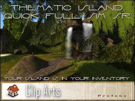 Thematic Island - QUICK FULL SIM SR