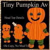* Charmed * Tiny Pumpkin Avater