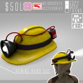 CHI - mining hard hat
