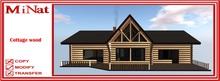 MiNat Cottage wood