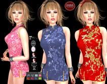 M&M-CHINESE DRESS