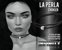 !NFINITY La Perla Choker (wear to unpack)