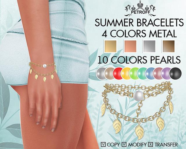 *PetroFF* Summer Bracelet