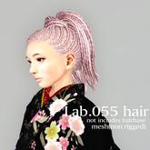 *booN Lab.055 hair black pack