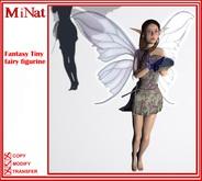 MN Fantasy Tiny fairy figurine.