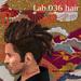 *booN Lab.036 hair black pack