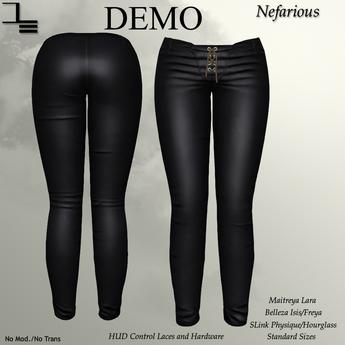 DE Designs - Nefarious - DEMO