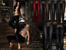 DE Designs - Nefarious - Fatpack