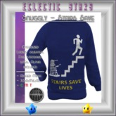 Eclectic Stars - Snuggly - Stairs Save