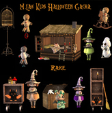 .:M.LAW:. Kid's Halloween CUte unicicle vodoo two