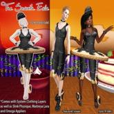 T7E: Crispy Cake Ballerina - Licorice