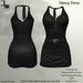 DE Designs - Nancy Dress - Black
