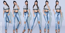 STUN - Pose Pack Collection 'Allie' #13