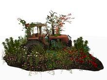 MSD - Abandoned Tractor Garden - Renegade Squirrels  (23 LI) C/M