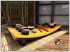 Japanese ocha tea table set 3