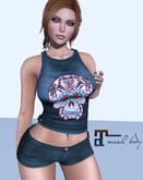 .::LiX::.Booty Shorts Outfit Maitreya Sugar