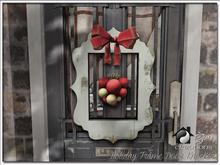 Holiday Frame Door Knocker