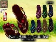 (RP) Nani Sandals Hudded
