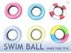 Swim ball (Inner Tube Style)