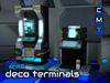 solares >> Deco Terminals