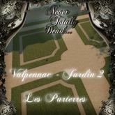 Valpennac Jardin 2 - Les Parterres