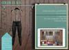 Womens mesh leggings suspenders maitreya belleza slink dress shania black