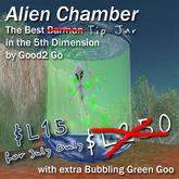 Alien Chamber Tip Jar by Good2 Go