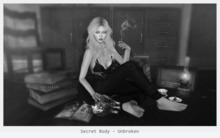 Secret Body - Unbroken - Pose