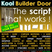 Kool door builder ad v2.41