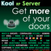 Kool Server - MULTI-GROUPS access for Kool RP door - Roleplay