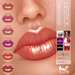 Oceane - Pretty Lipsticks 6-Pack 2 - Omega