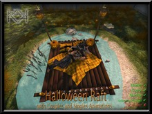 KHARGO HALLOWEEN RAFT - MENU DRIVEN COUPLES AND SINGLES ANIMATIONS
