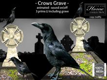 Crow, Grave, Halloween