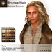 A&A Bronco Hair Blonde Colors Pack.  Mid-length rugged mens hairstyle