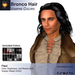 A&A Bronco Hair Vampire Colors Pack.  Mid-length rugged mens hairstyle