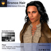 A&A Bronco Hair Greyscale Colors Pack.  Mid-length rugged mens hairstyle