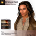 A&A Bronco Hair Ombre Colors Pack.  Mid-length rugged mens hairstyle
