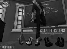 Violetility - Accent Heels [DEMO]