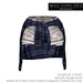 .miss chelsea. Effi Shorts & Shirt Blue