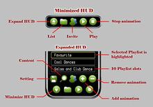 L$10 Animation Organizer HUD (V11)