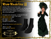 Madeline II in Olive - Boxed