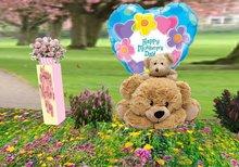 happy mothers day heart bears