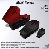 Mesh Coffin